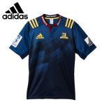 アディダス(adidas) ラグビー レプリカウェア 半袖 ラガーシャツ(メンズ) HIGHLANDERS 1stジャージ (AH4507)