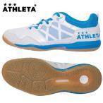 アスレタ(ATHLETA)オーヘイ・レーベル フットサルシューズ(メンズ)O-Rei Futsal T002 P.WHTxFSA(11005-1849)2017SS