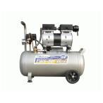 シンセイ 静音 オイルレス エアーコンプレッサー 30L 1.0馬力 [EWS-30] (/A)