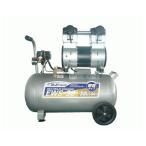 シンセイ 静音 オイルレス エアーコンプレッサー 38L 1.5馬力 [EWS-38] (/A)