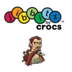 在庫一掃セール50%OFF クロックス(crocs) パイレーツオブカリビアン ジビッツ (jibbitz) ウィル・ターナー