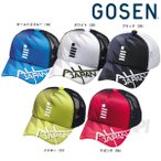 「2016新製品」GOSEN(ゴーセン)「2016年ALL JAPAN オールジャパンキャップ サブリメーション C16A02」「2016SS」