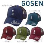 『即日出荷』 「2016新製品」GOSEN(ゴーセン)「2016年ALL JAPAN オールジャパンキャップ 夏企画 メッシュメッシュ C16A04」
