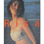 後藤理沙 『Risa』 初版 写真集