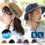 サファリハット メンズ ブランド KAVU ハット カブー バケットハット ストラップ 11863452 帽子 レディース 春 夏 春夏