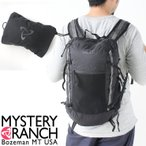 �ߥ��ƥ꡼���� ���å� ���� MYSTERY RANCH IN & OUT ����&������ BLACK