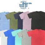 GOOD ON グッドオン S/S CREW POCKET TEE  ショートスリーブ クルーネック ポケット Tシャツ GOST0903