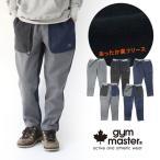 ジムマスター パンツ メンズ gym master ヘリンボーンネル ウォームアップ G143679 / ボトムス 秋 冬 秋冬