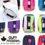 ジムマスター ボディバッグ スウェット gym master メガジップ スウェット G239572