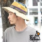 フェス 帽子 メンズ ブランド レディース go slow caravan ゴースローキャラバン 382906