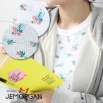 jemorgan サーマル 花柄 レディース カットソー ジェーイーモーガン 長袖 キャンプ 服装 女子 Tシャツ J8041