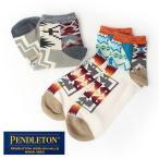 ペンドルトン PENDLETON MULTI PANEL SOCKS / ソックス 靴下 メンズ レディース ネイティブ柄 ショート丈 秋 冬