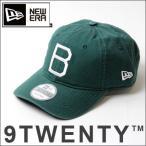 ニューエラ ドジャース ブルックリン NEW ERA 9TWENTY クーパーズタウン 11440122 ダークグリーン×ホワイト