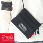 ショッピングマンハッタンポーテージ サコッシュ メンズ ブランド メンズバッグ DM便 送料無料 マンハッタンポーテージ Manhattan Portage トリプルジッパーポーチ