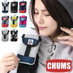 ショッピングチャムス チャムス スマホポーチ CHUMS Mobile Patched Case Sweat Nylon CH60-2364