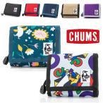チャムス 財布 2つ折り 子供 CHUMS エコマルチウォレット 二つ折り フェス CH60-2194 メンズ レディース おしゃれ