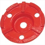 エビ ダイヤモンドカップホイール乾式高級品 ダブルカップ (CD-4)