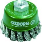 オズボーン 工業用ブラシカップブラシ(608331)
