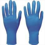 ダンロップ ニトリル極うす手袋Sブルー100枚入(4693)
