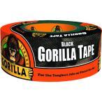 KURE 強力補修テープ ゴリラテープ ブラック 48mm×11m×厚さ0.43mm (NO1776)