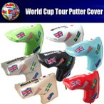 【WORLD CUP TOUR】ワールド カップ ツアー パターカバー ピンタイプ