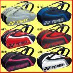 ショッピングbag 送料無料◆YONEX◆2017年8月中旬発売◆ラケットバッグ6(リュック付)〈テニス6本用〉 BAG1812R バッグ ヨネックス