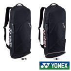 送料無料◆YONEX◆2019年1月下旬発売◆ラケットバックパック〈テニス2本用〉 BAG1938 バッグ ヨネックス