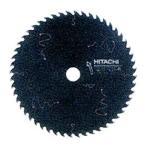 日立電動工具 スーパーチップソー(ブラック)一般木材用×165mm×72