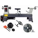 (セット特別価格)ピーウッド電動工具 木工旋盤 フルセット