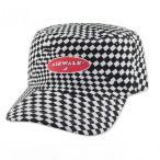 ショッピングAIR AIR WALK CHECKER FLAG WORK CAP (エアウォーク チェッカーフラッグ ワークキャップ)