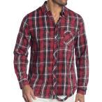 HUDSON GRUNGE CHECK SHIRTS (ハドソン グランジチェックシャツ)