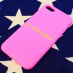 ILL COMMONS I PHONE CASE PINK(イルコモンズ アイフォンケース ピンク)
