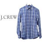 J-CREW B.D CHECK L/S SHIRTS(ジェイクルー ボタンダウンチェックシャツ)