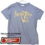 TAILGATE CLOTHING  テイルゲート アンカー バー Tシャツ メンズ トップス 半袖 インナー カジュアル アメカジ ミリタリー クルーネック Sサイズ