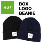 HUF (ハフ) BOX LOGO BEANIE ニットキャップ