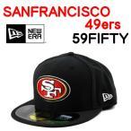 NEW ERA(ニューエラ)NFL サンフランシスコ 49ers 59FIFTY