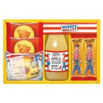 【千円均一】ウォーリーを探せ! ジュース&スイートギフト 洋菓子 お菓子 焼菓子 詰合わせ スイーツ ギフト プレゼント お祝い お礼 贈り物 誕生日 記念日