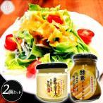 【送料無料】【代引不可】【白砂糖・植物油(パーム油)不使用】ヴィーガンマヨネーズ&酵素ドレッシング(2個セット)非加熱/Vegan style Nana