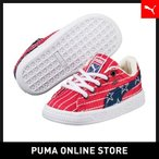 プーマ PUMA BASKET CLASSIC 4TH OF JULY FM INF【キッズ スニーカー】