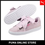 PUMA プーマ Suede Heart Street 2 Wns 22 Winsome Orchid-Winsome Orchid