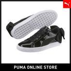 PUMA プーマ Basket Bow SB Wns 22 Puma Black-Puma Black
