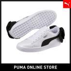 PUMA プーマ Basket Bow SB Wns 22 Puma White-Puma Black