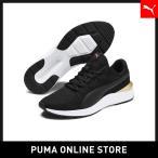 PUMA プーマ Adela Core 22 Puma Black-Puma Team Gold