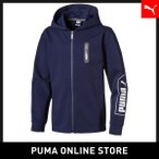 PUMA プーマ NU-TILITY Hooded Jacket B 120 Peacoat