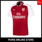 ショッピングプーマ プーマ PUMA ARSENAL SS ホーム レプリカシャツ メンズ サッカー ユニフォーム アーセナル トップス ユニフォーム 2018年春夏