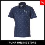プーマ PUMA ゴルフ フェザーフュージョン SSポロシャツ メンズ ゴルフ ポロシャツ 2019年春夏 19SS