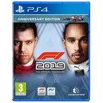 F1 2019 - Anniversary Edition (PS4) by Codemasters - Imported Game