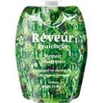レヴール フレッシュール リペア ノンシリコンシャンプー  詰替え用 340mL 生シャンプー ハリ コシ グリーンフローラルの香り