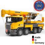 ブルーダープロ 03570 SCANIA LH クレーン / SCANIA R-Series Liebherr crane truck and Light & Sound Module
