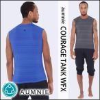 ショッピングトップス 【10%OFF】(Aumnie)アムニー MEN'S カレッジ タンク WFX メンズ ヨガウェア フィットネスウェア ヨガウエア メンズヨガ トップス フィットネス